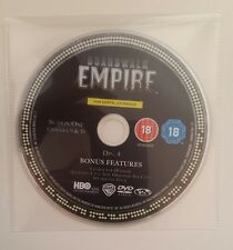 Boardwalk Empire - Season 1 – Disc 4 - Region 2 - Replacement DVD - DISC ONLY