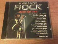 CD IL GRANDE ROCK - GRANDI VOCI E HITS R09901-2 ITALY PS 1999 LOR1