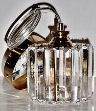 2 Pcs Pendant Lighting Fixture Modern Crystal Hanging Ceiling Island, Bath, Bed