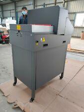 110v Electric Program Control Paper Cutting Machine Stand Paper Cutter 18 460mm