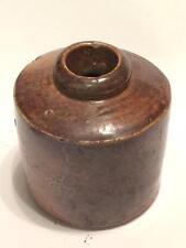 Clay Ink Bottle from Fredericksburg, VA