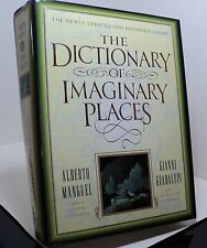The Dictionary of Imaginary Places by Alberto Manguel and Gianni Guadalupi - fb
