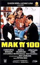 Mak Pi 100 (1987) VHS Penta Christophe Bouquin, Rosita Celentano  Antonio Bido