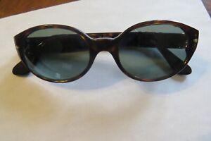 Persol vintage sunglasses oversize perfect condition tortoise wrap around