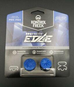 Kontrol Freek PS4 & PS5 Controller Thumb Grips Edge  - Increased Accuracy