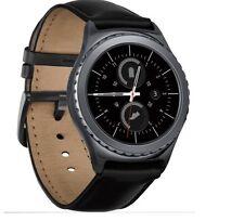Samsung Galaxy Gear S2 Classic SM-R735V Verizon Wireless Smart Watch Black