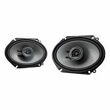 "Kenwood KFC-D681C 6x8"" 3-way Custom Kit Car Audio Speaker System 360W Max Power"