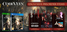 CODE VEIN COLLECTOR'S EDITION Xbox One Sold Out Secure yours now Microsoft!