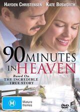 90 Minutes In Heaven   DVD   Region 4   Kate Bosworth   True Story   Ninety