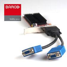 Barco MXRT1450 BarcoMed 2xVGA Grafikkarte PCI Express x1 x4 x8 x16 PCIe K9305043