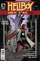 Hellboy And The Bprd Comic Issue 1 1955 Secret Nature Modern Age 2017 Mignola