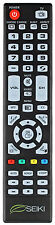 Seiki SE65UY04 LED 4K TV Remote Control , Brand New