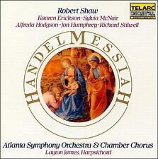 Handel:  Messiah (The Complete Oratorio), New Music