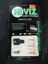 Hi Viz Sight System for Handgun Sight Sig Sauer P Series Nos