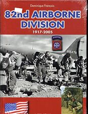 82nd Airborne Division 1917-2005, D Francois, HB, new,
