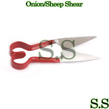 Heavy Duty Onion / Sheep Shear Free Ship