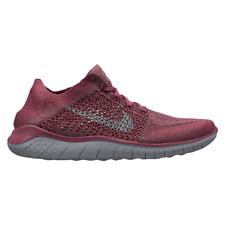 "2018 Nike FREE RN FLYKNIT Running Shoes ""Vintage Wine"" 942838 600 run-Sz 14 -New"