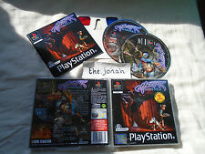 Heart of Darkness PS1 (COMPLETE + 3D GLASSES) black label Sony PlayStation