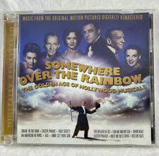 Somewhere over the Rainbow: The Golden Age of Hollywood Musicals 2-CD Set. MGM