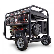 DeTec. 7 kW Benzin Stromerzeuger 230V Generator Strom Aggregat AVR E-Start