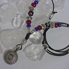 Unisex Amulette aus Zinn