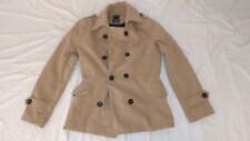 Zacard Men OR Women Jacket Coat Slim fit Size S Small Brown Korean Asian