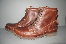 "TIMBERLAND EARTHKEEPERS 6"" BOOTS - MEN'S Size 15 Brown Casual Boot"