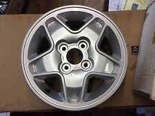 "genuine new Peugeot 405 MK1 14"" alloy wheel MI16 XU9 J4 no longer available"