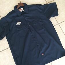 Obey Patch On A Dickies Workshirt Size XL