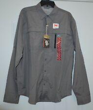 42c86925cc1 Nuevo The American Outdoorsman Ozarks Pesca Camiseta Hombre Talla XL Ret  Gris