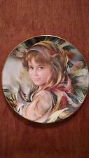 """""""Gabriella"""", Royal Doulton collector plate Limited Edition 1985"""