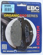 Yamaha XP500 T-Max (2004 to 2011) EBC REAR Disc Brake Pads (SFA408) (1 Set)