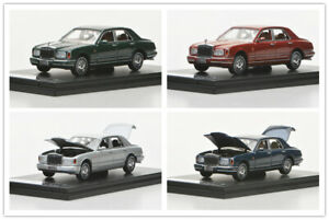 GFCC 1:64 1998 Rolls Royce Silver Seraph Diecast Model Car