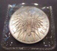 1967 ISRAEL Silver 10 Lirot VICTORY COMMEMORATIVE Coin Uncirculated