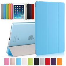 ★ Ultra-Slim Apple iPad Air 2 Schutz Hülle Etui Tasche Smart Cover Case Etui 10