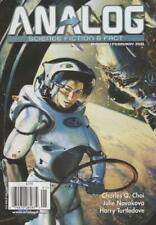 Analog Science Fiction & Fact January February 2021