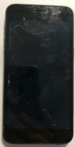 [BROKEN] Samsung Galaxy J2 Cell Phone (AT&T) Black Parts Cracked Digitizer