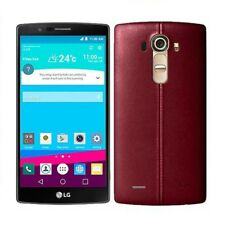 LG G4 H810 32GB RED Unlocked Smartphone 4G Android SIMFREE AAA Stock +Warranty