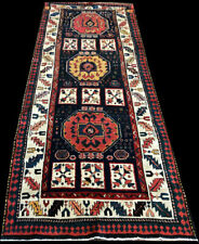A Superb Decorative  Bakhtiari Runner Rug