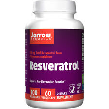 Resveratrol, 100mg X 60 Végétarien Capsules - Jarrow Formulas