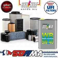 Kit tagliando olio SELENIA WR 5W40 5LT 4 FILTRI SOFIMA ALFA 147 1.9 JTDM 120CV