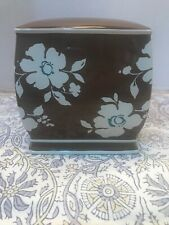 Linens And Things Baja Chocolate Tissue Holder Cover