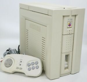 """PC-FX Console NEC 5501524YB Tested System JAPAN Game """"NTSC-J"""""""