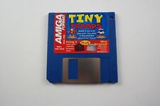 Amiga Format cover disk 95b Tiny Troops Poing 4 Mini Arcanoid TESTED WORKING