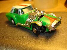 Vintage Ideal Mini Motorific Dragster Hot Rod #CZ-3287 HO Slot Car.