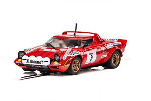 Scalextric C3930 Lancia Stratos Tour de Course 1975 #6 - B. Darniche & A. Mahe