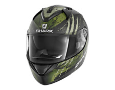 NEU SHARK Helm Ridill Threezy oliv grün matt L = 59/60 Motorradhelm Sonnenblende