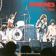 It's alive de Ramones | CD | état bon