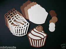 CRAFTROOM CLEAROUT  GORGEOUS LARGE LAYERING CUP CAKE die cuts