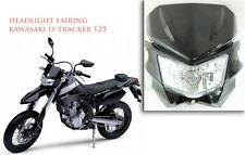 Kawasaki Klx250S D Tracker Head Lamp Light 09 10 11 12 13 14 15 Abs Mask S9F H4